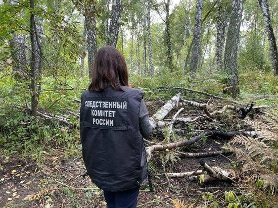 В Томске расследуют дело о смерти сгоревшего мужчины