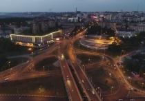 К 650-летию Калуги «Калугаэнерго» продолжает работы по модернизации уличного освещения областного центра