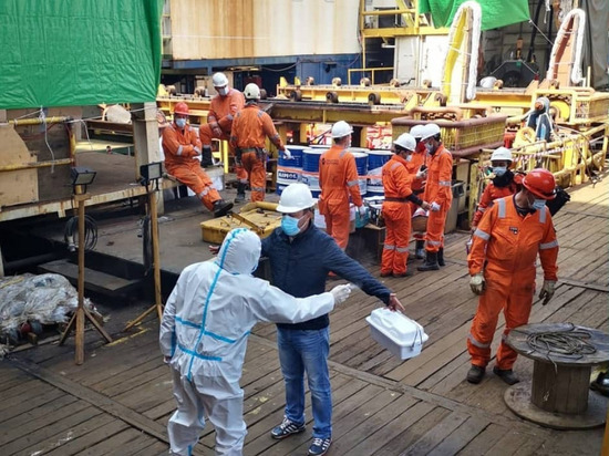 Иностранцев с проекта «Сахалин-3» лечат в Ногликской ЦРБ