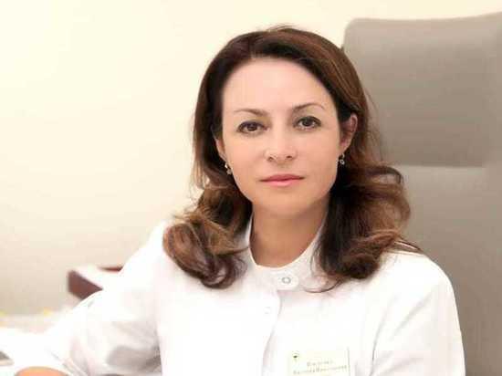 Главный врач Курской БСМП Калерия Ильченко написала заявление об уходе