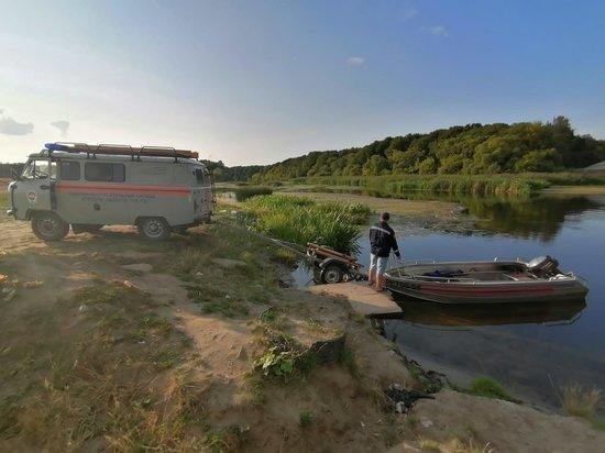 В Курске в реке Сейм утонул 35-летний мужчина