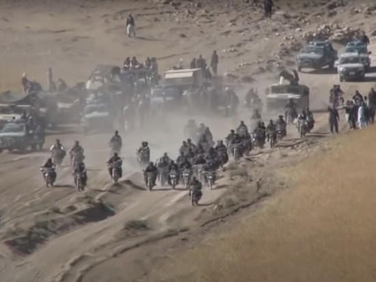 В Афганистане радикалы захватили несколько американских самолетов и ракет