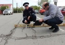 ГИБДД выявила недостатки на дорогах рядом со школами Салехарда