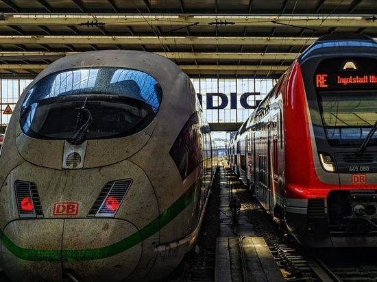 Германия: Железнодорожники вновь бастуют