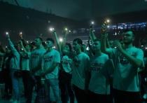 Политика с оркестром: петербуржцы поучаствовали в уникальном съезде-перформансе партии «Новые люди»