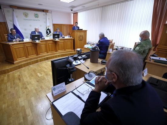 Подготовку к Дню знаний и ЕДГ рассмотрели на антитеррористической комиссии Томской области