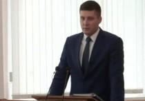 Андрей Беляев возглавил администрацию Великих Лук