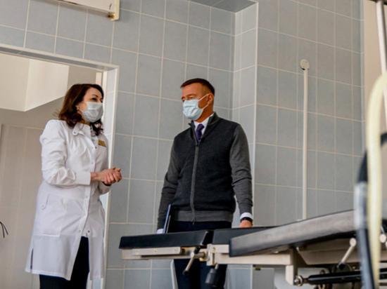 Главный врач курской БСМП Калерия Ильченко отозвала своё заявление об уходе