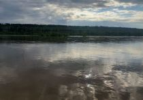 В Иркутске уровень воды в Иркуте превысил норму