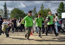 В экосостязаниях «Чистые игры» победила команда «Дистрикт-12» из Ноябрьска
