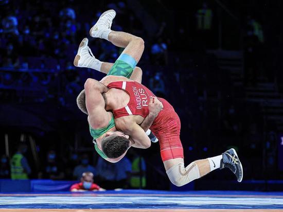 Нижегородец Евгений Байдусов победил на первенстве мира по спортивной борьбе