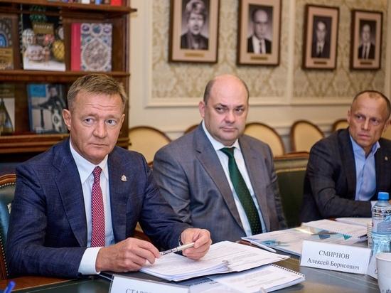 Стали известны подробности визита курского губернатора к министру культуры РФ
