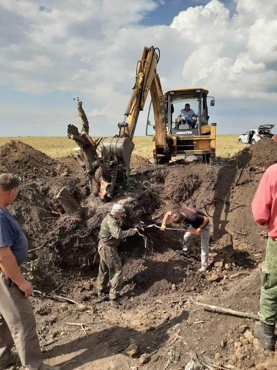 Под Курском найден разбившийся почти 80 лет назад самолет
