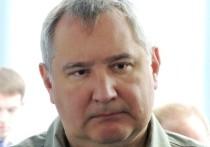 """Генеральный директор государственной корпорации """"Роскосмос"""" Дмитрий Рогозин дипломатично ответил на вопрос журналистов о причинах появления в августе 2018 года отверстия в российском корабле """"Союз"""" на Международной космической станции"""