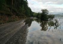 За ночь уровень воды в Иркуте снизился на 21 сантиметр