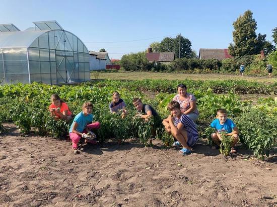 В Курской области воспитанники Новопоселёновской школы-интерната станут обучаться в агроклассах