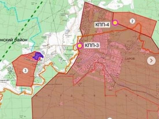 Путин присоединил к ЗАТО Саров часть Дивеевского и Вознесенского районов