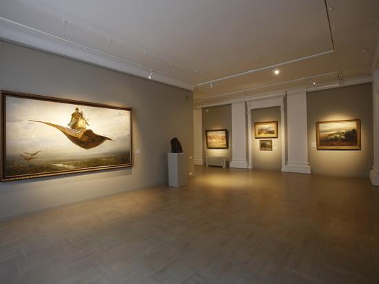 Нижегородский художественный музей в кремле открылся после реставрации