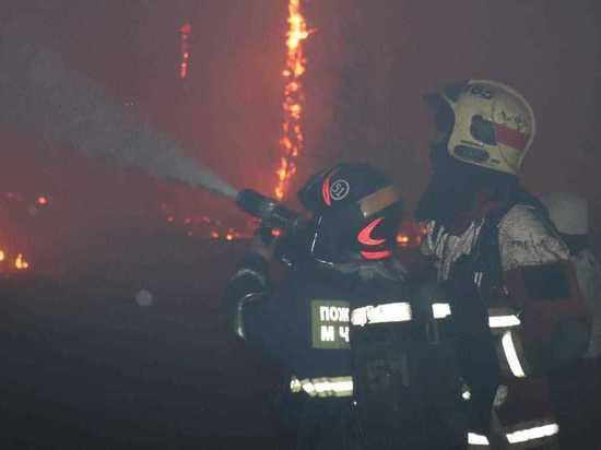 Главы районов перечислили часть взносов на тушение пожаров в Первомайске