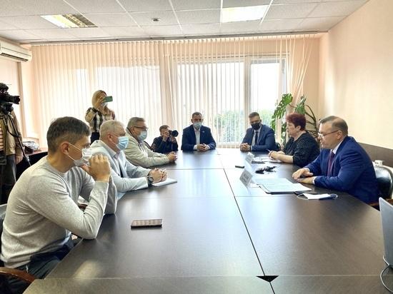 Павел Веселов провел встречу с политическими партиями: «Доверие к результатам выборов – наш безусловный приоритет»