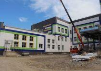 Московская комиссия проверит строящиеся в рамках нацпроектов школы Хакасии