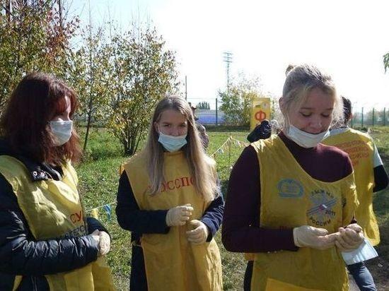Жителей Томской области приглашают к участию в конкурсе сочинений «Волонтерское лето»