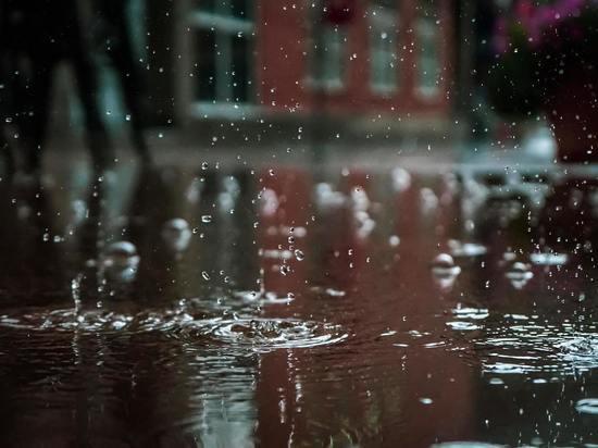 Сильный дождь накроет юг Сахалинской области
