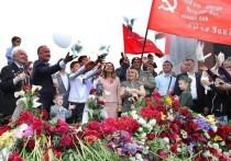 Председатель ПСРМ Игорь Додон поздравил граждан Молдовы с 77-й годовщиной со дня освобождения Кишинева от фашистских захватчиков в ходе победоносной Ясско-Кишинёвской операции советских войск против фашистской Германии