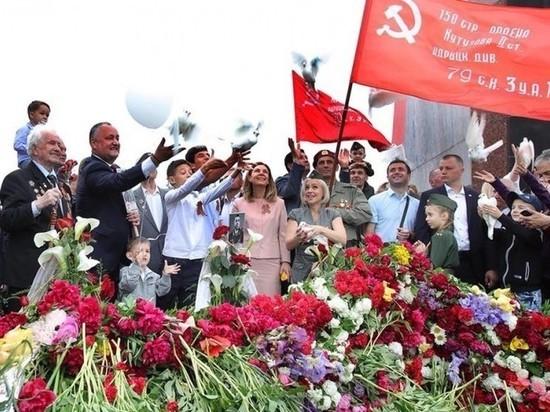 24 августа - День освобождения Кишинева от фашистских захватчиков