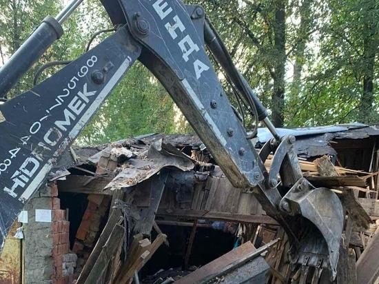 Сто деревянных сараев снесут на ул. Радистов в Нижнем Новгороде