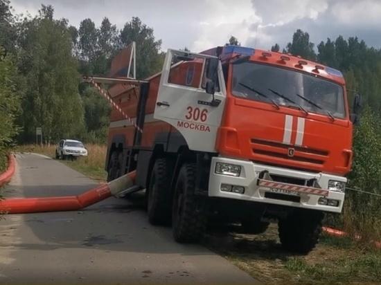 МЧС: Возле Сарова и Первомайска возгораний нет