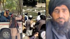 Появилось видео захвативших Панджшерское ущелье талибов