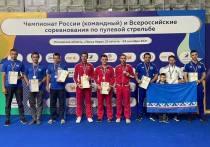 «Бронзу» завоевала на чемпионате РФ сборная стрелков из Ямала