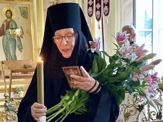 Подруга актрисы Екатерины Васильевой рассказала про ее монашеский постриг