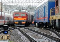 Девочка скончалась в пассажирском поезде Анапа–Екатеринбург