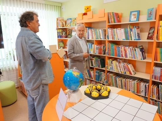В модельных библиотеках Кировской области ждут российских писателей