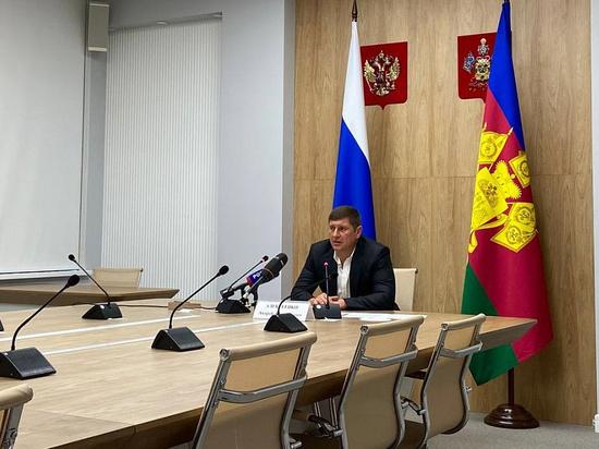 """Вице-губернатор Андрей Алексеенко: """"Ликвидация подтоплений практически завершена"""""""