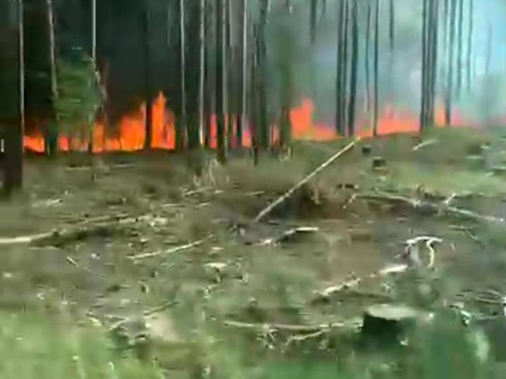 Пожары подошли к уральским городам