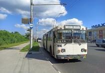 Из-за ремонта улицы Промышленной в Рязани изменится маршрут троллейбусов №9 и №16