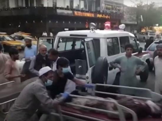 Талибы сообщили, что часть взрывов в Кабуле произвели военные США
