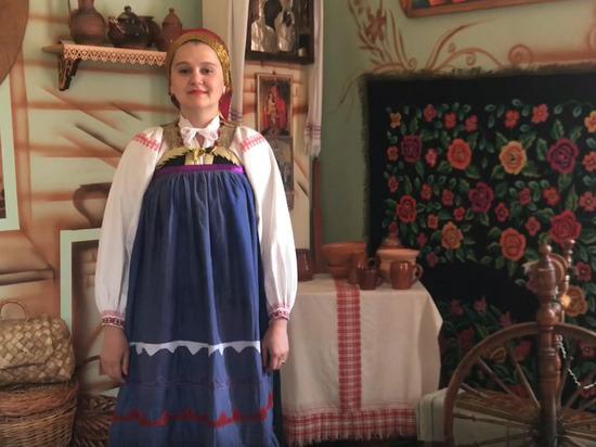 Курянка стала лауреатом престижного международного конкурса исполнителей народной песни