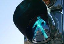 Ребенок шел на зеленый свет и попал под машину в Ноябрьске