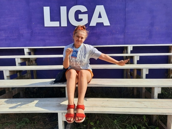Студентка из Курска участвует во флагманском  проекте  Татарстана