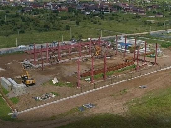 Центр единоборств в Абинске готов на 13%