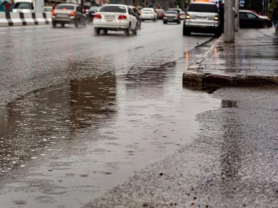 В последние дни лета в Томске жара сменится дождями и грозами