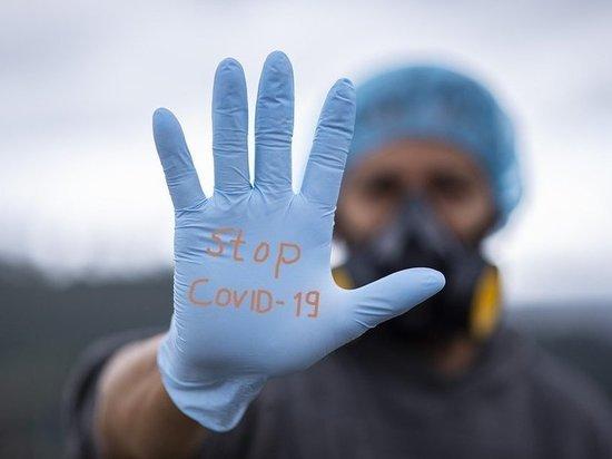 Оперштаб обновил данные о количестве заболевших коронавирусом в Курской области
