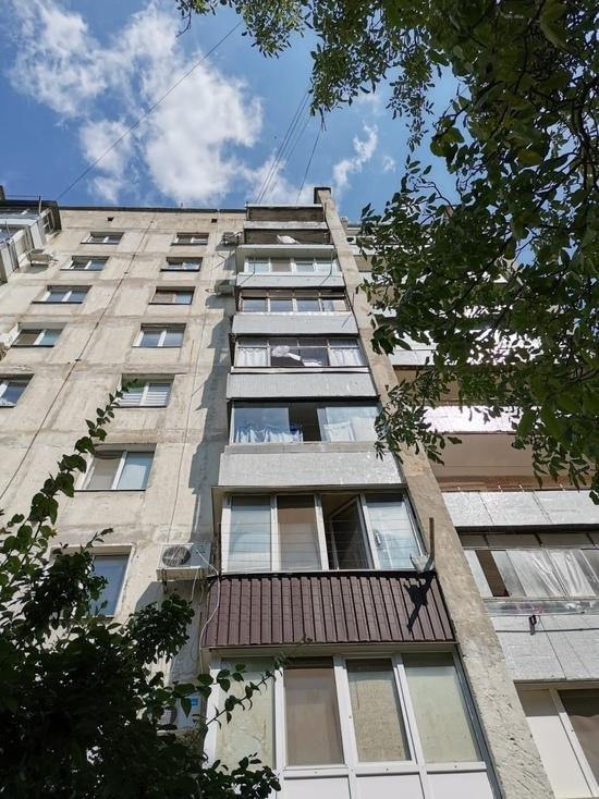 Пьяный житель Симферополя скинул собутыльницу с 8-го этажа