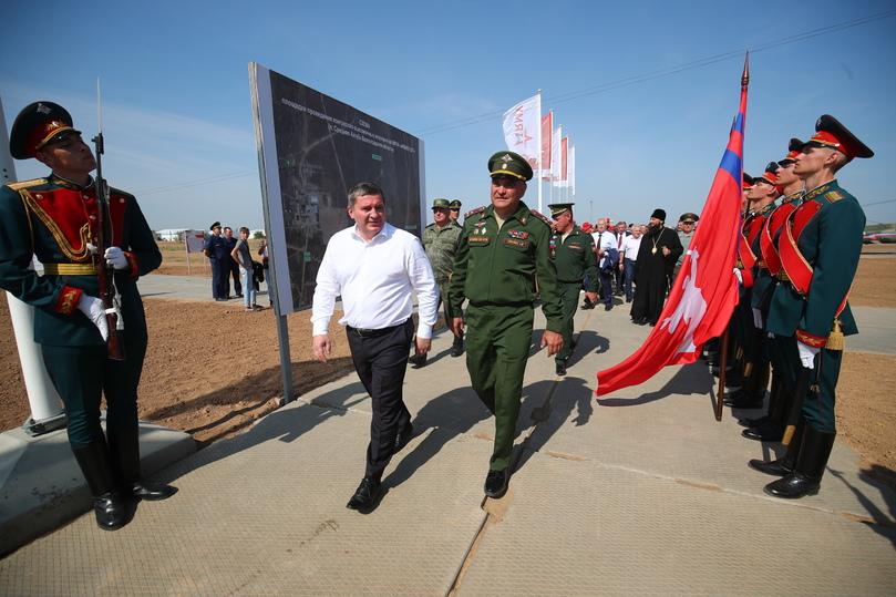 Военно-технический форум «Армия-2021» открылся под Волгоградом, фото-3