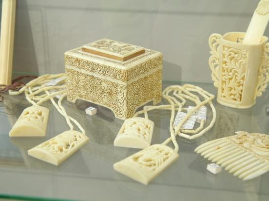 В Нижегородской области пройдет фестиваль «Варнавинская резная кость»