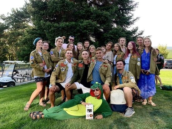 """""""Золотая Балка"""" организовала поощрительный конкурс для студентов, которые работают на виноградниках"""